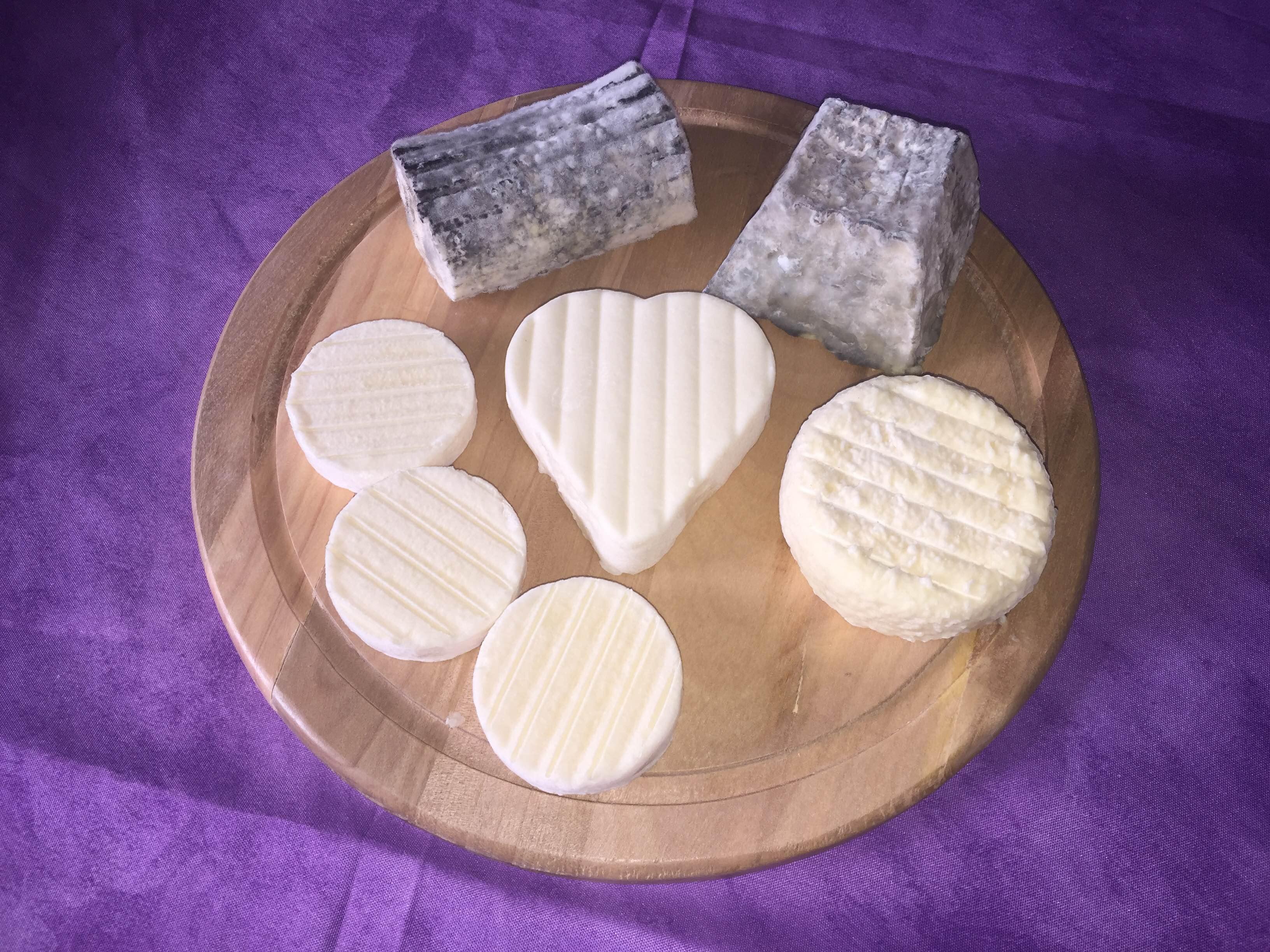 Des fromages de chèvre dans votre boutique !