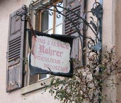 Nouvelles du domaine Rohrer, vin d'Alsace